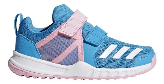 Zapatillas adidas Training Fortagym Cf K Niña Tu/rs