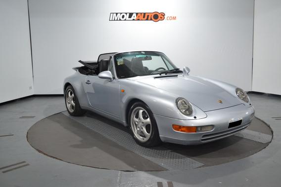 Porsche 911 Carrera 3.6 Año 1995 Descapotable - Imolaautos-