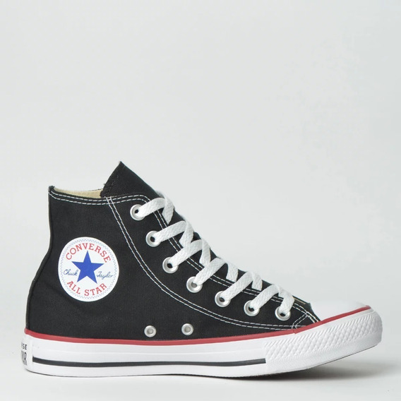 Tênis Converse Cano Alto All Star Lona Chuck Taylor Ct0004
