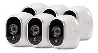 Arlo Technologies Sistema De Seguridad Inalámbrico 6 Cámaras