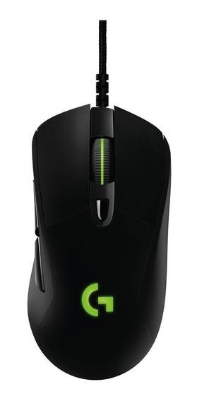 Mouse Game G403s Rgb 12000dpi Logitech 12xs/juros + Vendido