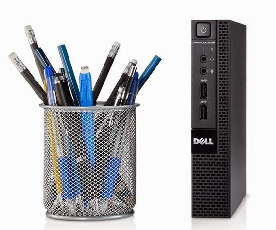 Cpu Dell Mini Ultra Compacto I3 8gb Ssd 120gb Win 10 Wifi