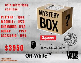 Caja Misteriosa Hypebeast 2