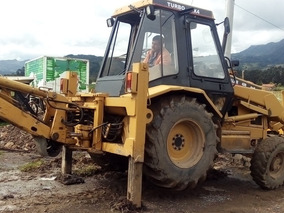 Vendo Retroexcavadora Caterpillar