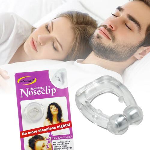 Clip Anti Ronquido Biomagnético Unisex Original