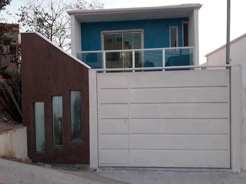 Casa Com 3 Quartos Para Comprar No Masterville Em Sarzedo/mg - 527