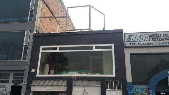Casa Comercial Sobre Calle 80