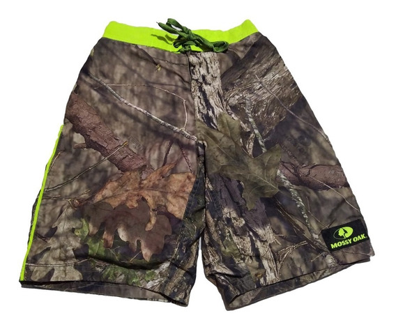 Pantalon Corto Mossy Oak Talle S