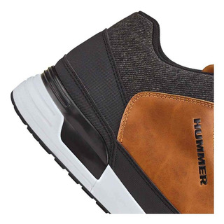 Tenis Casuales Tipo Bota Hummer 7800 823344