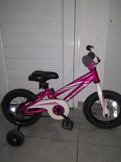 Bicicleta Infantil Specialized Modelo Hotrock Rodado 12