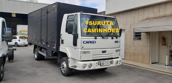 Cargo 815 E 06 Baú