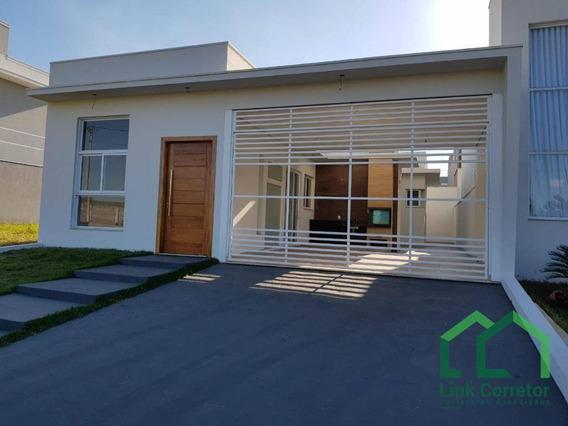 Casa Com 3 Dormitórios À Venda, 140 M² Por R$ 530.000,00 - Residencial Real Parque Sumaré - Sumaré/sp - Ca0433