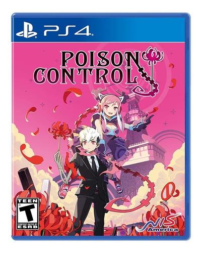 Imagen 1 de 5 de Poison Control - Playstation 4