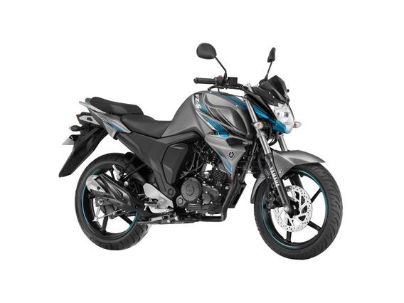 Yamaha Fz S Fi No Suzuki No Zanella No Honda + Palermo Bikes