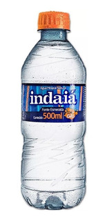Agua Mineral Indaiá 500 Ml