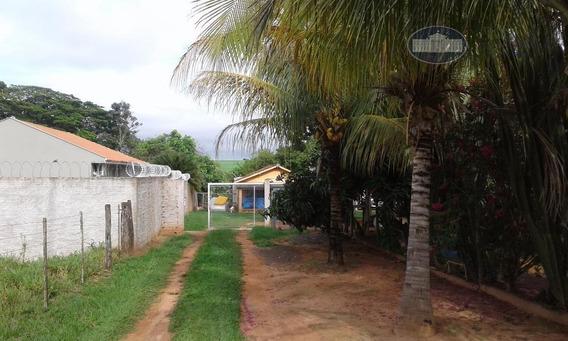 Chácara À Venda Na Estrada Do Veleiro Em Araçatuba. - Ch0025