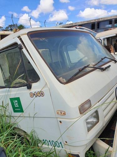Cabine Vw 8140 Completa