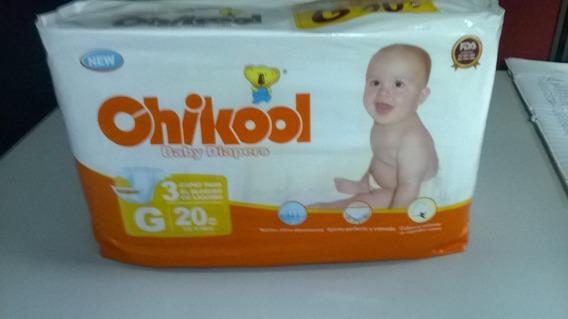 Paquetes De Panales Chikool Impotados Talla G