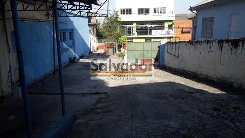 Galpão Para Locação Na Rua Agostinho Gomes - Ipiranga - 8251