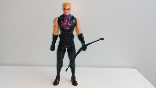 Gavião Arqueiro Hawkeye Action Figure Marvel Avengers 30 Cm