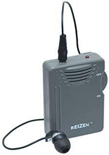Reizen Loud Ear 110db Amplificador Personal De Ganancia