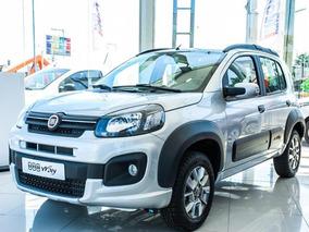 Fiat Uno Way 1.3 0km Gnc Retirá $49.000 Entrega Inmediata A-