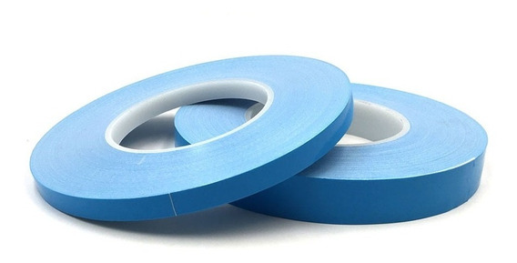 Fita Thermal Pad Com 1m X 12mm Termico Adesivo.