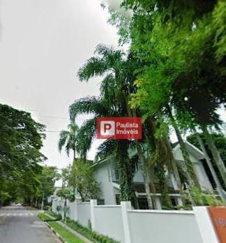 Casa - Brooklin Paulista, São Paulo - Ca0343. - Ca0343