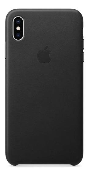 Capinha iPhone Xs Max Leather Folio