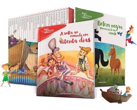 Livros Coleção Folha Minha Primeira Biblioteca Venda Avulsos