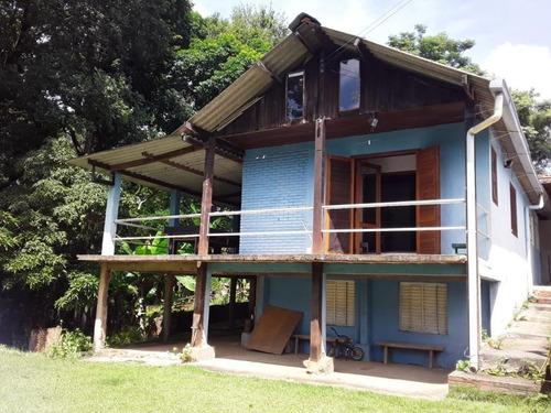 Chácara Com 3 Dormitórios À Venda, 1500 M² Por R$ 320.000,00 - Jardim Planalto - Monte Mor/sp - Ch0522