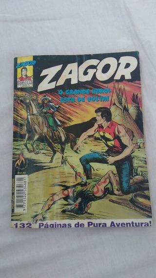 Gibi Zagor N° 1 - O Grande Herói Está De Volta