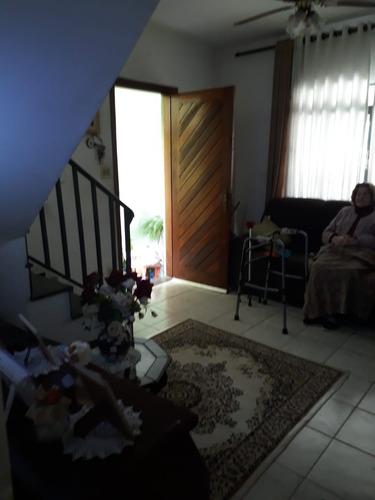 Sobrado Vila Prudente - 136 M² - 2 Dormitórios - 2 Banheiros - Terraço - Churrasqueira - 2 Vagas - Aceita Financiamento - 3116 Lp - 68129019