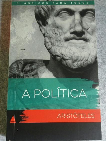 Livro A Política - Aristóteles