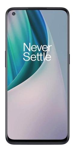 Imagem 1 de 4 de OnePlus Nord N10 5G Dual SIM 128 GB midnight ice 6 GB RAM