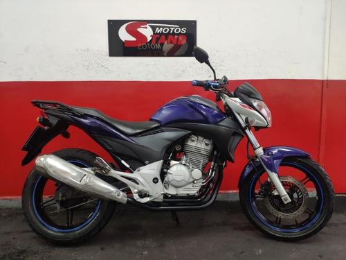Honda Cb 300 R 300r Cb300r 2011 Azul