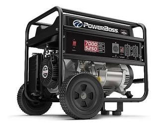 Generador Powerboss 7000kw 120/240v