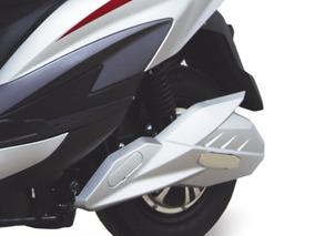 Moto Eléctrica Waxin Bolt P1200 /usada Como Nueva