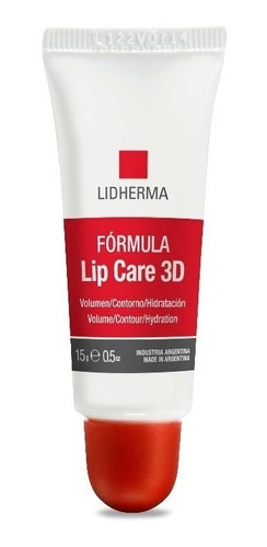 Voluminizador De Labios Lip Care 3d Lidherma