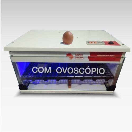 Chocadeira De 50 A 60 Ovos Automatica