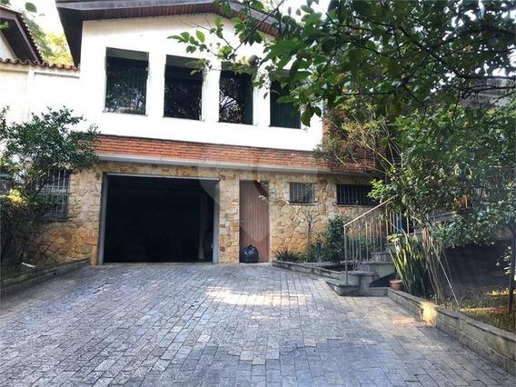 Casa Térrea Assobradada Barro Branco 4 Dorms 7 Vagas - 170-im476100