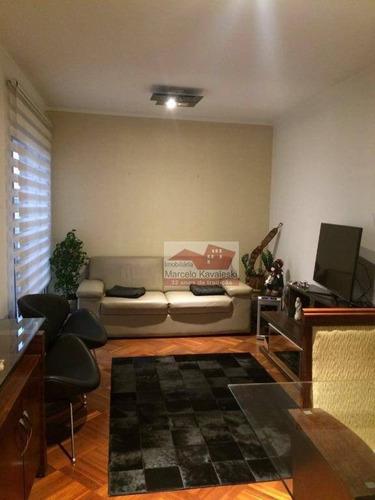Imagem 1 de 19 de Apartamento Com 2 Dormitórios À Venda, 90 M² Por R$ 550.000,00 - Ipiranga - São Paulo/sp - Ap2279