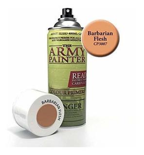 El Ejército Pintor Color Rbárbaro Flesh