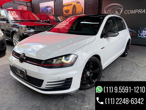 Golf 2.0 Gti Exclusive At 2015
