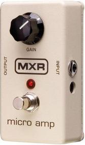 Pedal Para Guitarra Dunlop Micro Amp 1140