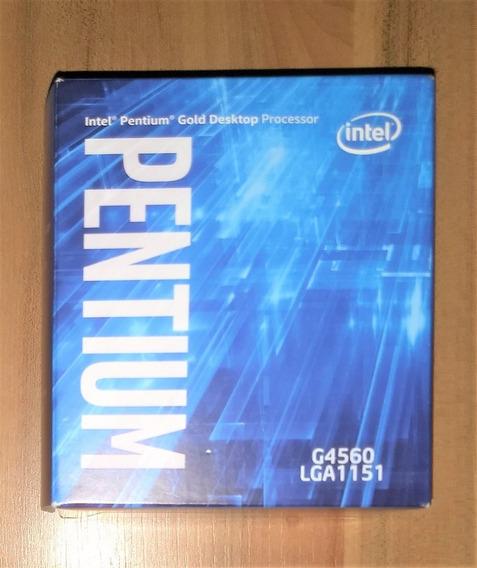 Caixa Vazia Intel G4560