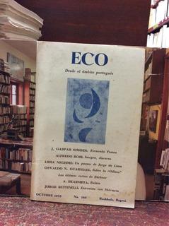Revista Eco N° 180 - Octubre 1975 - Bogota - Colombia