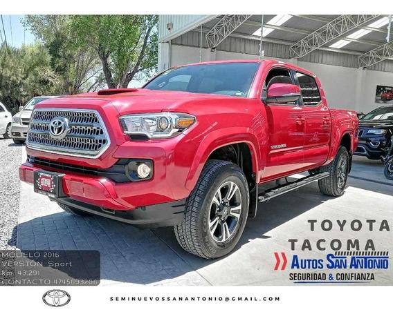 Toyota Tacoma 2016 3.5 Trd Sport At