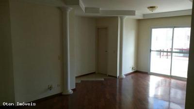 Apartamento Para Venda Em São José Dos Campos, Vila Adyana, 3 Dormitórios, 1 Suíte, 3 Banheiros, 2 Vagas - 15094