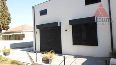 Salão Para Alugar, 85 M² Por R$ 2.800/mês - Jardim São Paulo - Americana/sp - Sl0245
